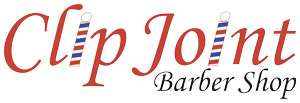 Clip Joint Barber Shop Logo